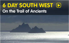 6 Day South West tour of Ireland with walking & active Adventure Tours with Wolfhound Adventure Tours